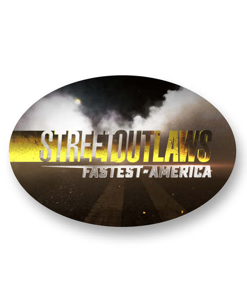 Fastest In America Decal