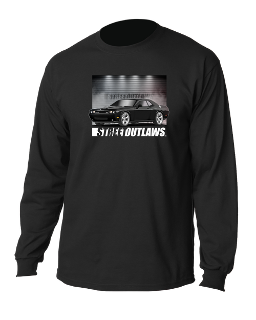 Street Outlaws Garage Long Sleeve Tees