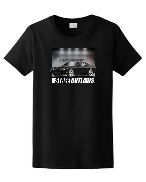 Street Outlaws Garage Ladies Tees