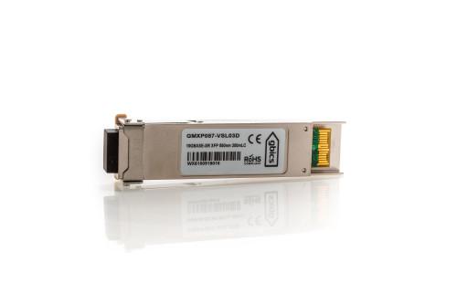 AXM751 - Netgear Compatible - 10GBASE-SR XFP 850nm 300m DOM Transceiver Module