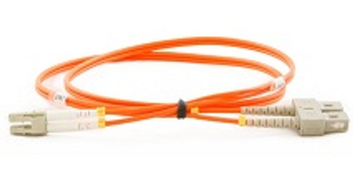 LC - SC Multimode Fibre Patch Leads