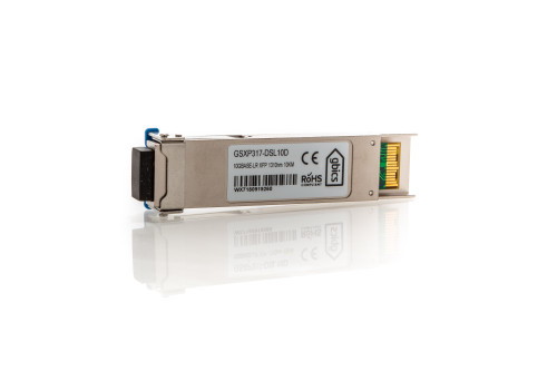 XFP-10GER-192IR+ - Cisco Compatible - 10GBASE-ER/EW and OC-192/STM-64 IR-2 XFP 1550nm 40km DOM Transceiver Module