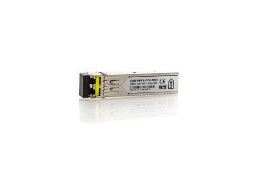 CWDM-SFP-1610 - Cisco Compatible - 1000BASE-CWDM SFP 1610nm 80km DOM Transceiver Module