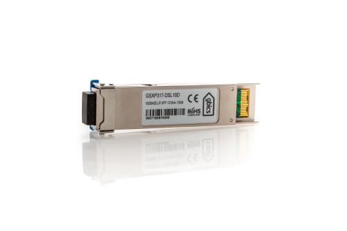 10G-XFP-ER - Brocade/Ruckus Compatible - 10GBASE-ER XFP 1550nm 40km DOM Transceiver Module