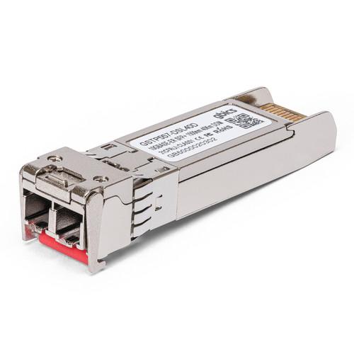 10G-SFPP-ER - Brocade/Ruckus Compatible - 10GBASE-ER SFP+ 1550nm 40km DOM Transceiver Module
