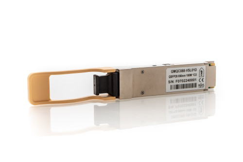 QSFP-100G-PSM4 - Arista Compatible - 100GBASE-PSM4 QSFP28 1310nm 500m DOM Transceiver Module