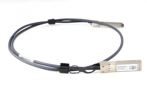 10G-SFPP-TWX-0101 - Brocade/Ruckus Compatible - 1m 10G SFP+ Passive Direct Attach Copper Twinax Cable