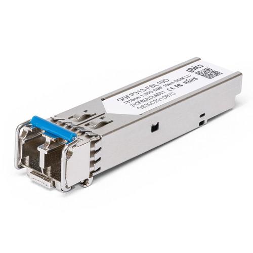 SFP-LX-10-D - ZyXEL Compatible - 1000BASE-LX/LH SFP 1310nm 10km DOM Transceiver Module