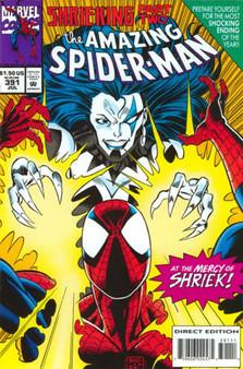 Marvel Comics Amazing Spider-Man #391 (1994) First Print