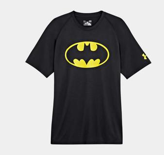Under Armour Alter Ego Batman Black/Neon Loose Shirt