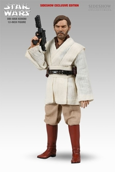 "Sideshow ""Obi-Wan Kenobi"" Order of the Jedi Exclusive 12"" Figure"