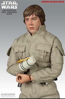 "Sideshow ""Luke Skywalker Bespin"" HOTR Exclusive 12"" Figure"