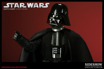 """Sideshow """"Darth Vader"""" Sith Lord Exclusive 12"""" Figure"""