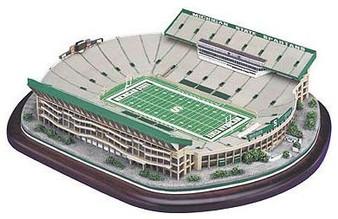 Michigan State Spartans Danbury Mint Spartan Stadium