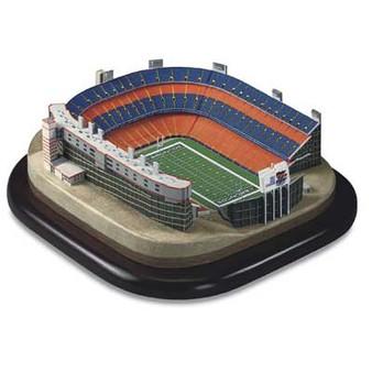 Denver Broncos Danbury Mint Mile High Stadium