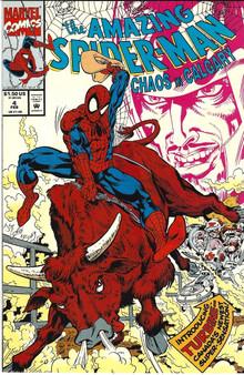 Marvel Comics Amazing Spider-Man #4 (1993) US Edition