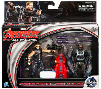 Marvel Avengers Exclusive Hawkeye & Falcon 2-Pack