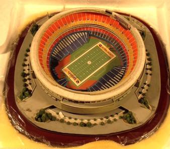 Pittsburgh Steelers Danbury Mint Three Rivers Stadium