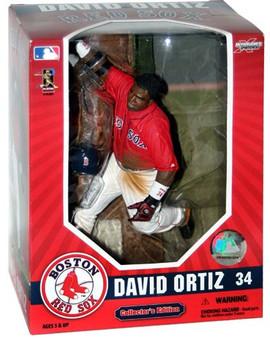 David Ortiz Boston Red Sox MLB COLLECTOR'S EDITION Boxed Set