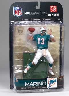 Dan Marino 2 Miami Dolphins NFL Legends 5 Action Figure