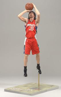 Adam Morrison Charlotte Bobcats NBA Series 14 Figure