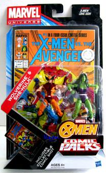 Marvel U Exclusive Wolverine & She-Hulk Action Figure 2-Pack