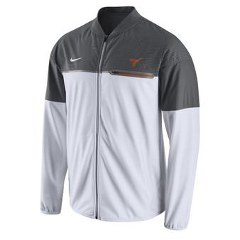 NIKE Texas Longhorns Flash Hybrid Full-Zip Performance Jacket
