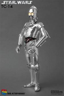 "Medicom RAH Star Wars ""TC-14"" Sixth Scale Figure"