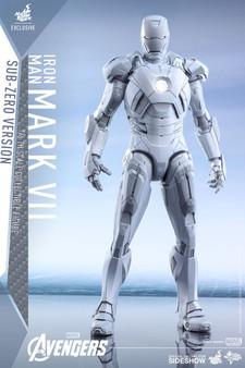 Hot Toys Iron Man Mark VII (Sub-Zero) Exclusive 1/6 Scale Figure