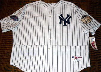 """New York Yankees #13 """"'08 All Star Game"""" AUTHENTIC Hm Jersey"""