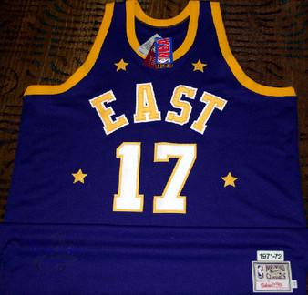M & N Auth. '71-72 John Havlicek #17 East All-Stars Jersey