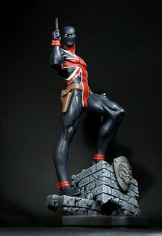 Bowen Union Jack Full Size LE Marvel Statue