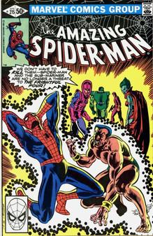 Marvel Comics Amazing Spider-Man #215 (1981) Direct Edition