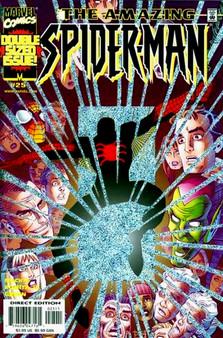 Marvel Comics Amazing Spider-Man #25 (2001) Prismatic Cover 1st Print