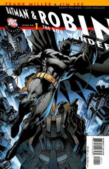 DC Comics Batman & Robin (2005) The Boy Wonder #1 (Batman Cover)
