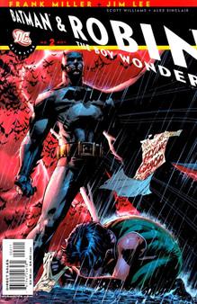 DC Comics Batman & Robin (2005) The Boy Wonder #2 First Print