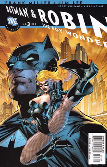 DC Comics Batman & Robin (2005) The Boy Wonder #3 First Print