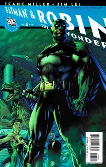 DC Comics Batman & Robin (2005) The Boy Wonder #4 First Print