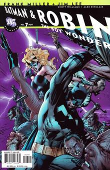 DC Comics Batman & Robin (2005) The Boy Wonder #7 First Print