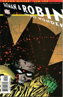DC Comics Batman & Robin (2005) The Boy Wonder #2 Variant Cover