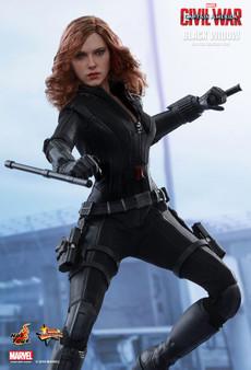 "Hot Toys Black Widow ""Captain America: Civil War"" MMS365 1/6 Scale Figure"