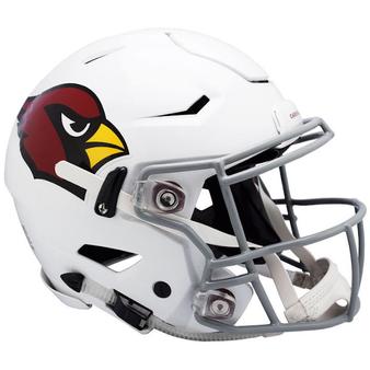 Arizona Cardinals Riddell NFL Riddell Full Size Authentic Speed Flex Helmet