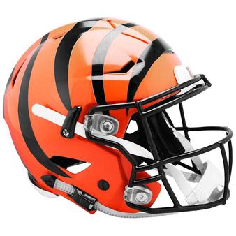 Cincinnati Bengals Riddell NFL Riddell Full Size Authentic Speed Flex Helmet