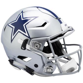 Dallas Cowboys Riddell NFL Riddell Full Size Authentic Speed Flex Helmet