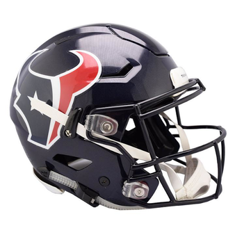 Houston Texans Riddell NFL Riddell Full Size Authentic Speed Flex Helmet