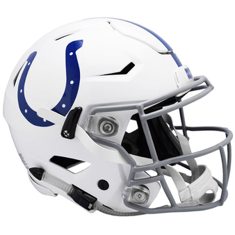 Indianapolis Colts Riddell NFL Riddell Full Size Authentic Speed Flex Helmet