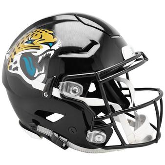 Jacksonville Jaguars Riddell NFL Riddell Full Size Authentic Speed Flex Helmet