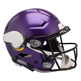 Minnesota Vikings Riddell NFL Riddell Full Size Authentic Speed Flex Helmet