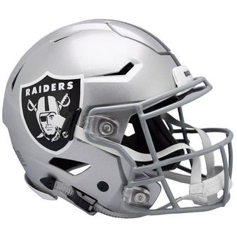 Las Vegas Raiders Riddell NFL Riddell Full Size Authentic Speed Flex Helmet