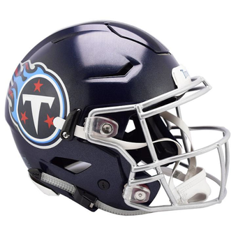 Tennessee Titans Riddell NFL Riddell Full Size Authentic Speed Flex Helmet